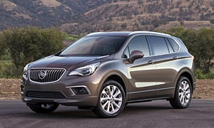 Buick Envision Photos