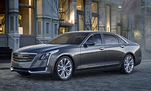 Cadillac CT6 Features