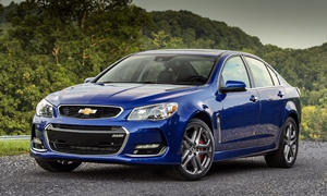 Chevrolet SS Features