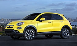 Fiat 500X Features