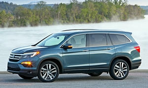 Honda Pilot Photos