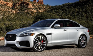 Jaguar XF Features