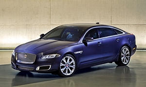 Jaguar XJ Features
