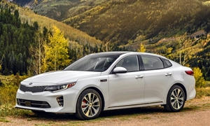 Kia Optima vs. Mazda Mazda6 MPG