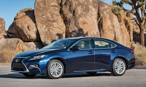 BMW 5-Series vs. Lexus ES MPG