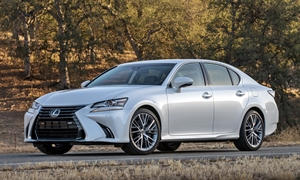 Lexus GS Photos
