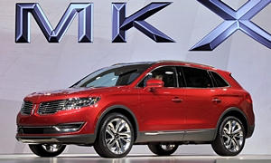Lincoln MKX Features