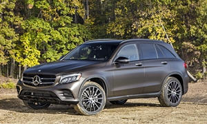 Mercedes-Benz GLC Features
