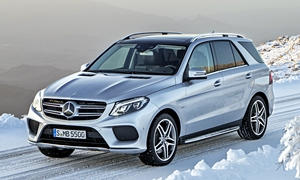 Mercedes-Benz GLE Features