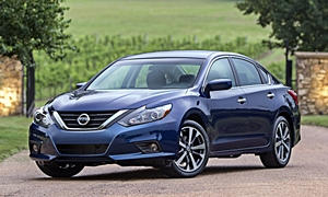 Nissan Altima vs. Chevrolet Cruze MPG