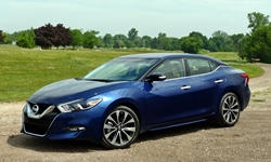 Nissan Maxima Features