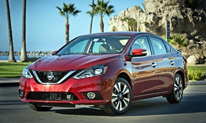 Nissan Sentra Photos
