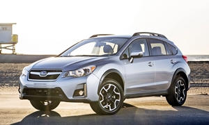Subaru Crosstrek Features