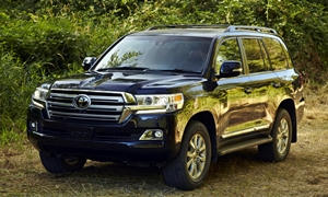 Toyota Land Cruiser V8 Features