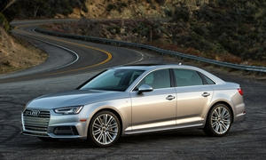 Audi A4 / S4 / RS4 vs. Volvo S60 MPG