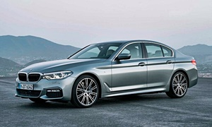BMW 5-Series Specs