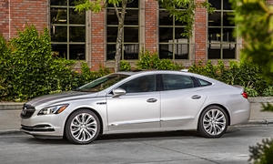 Buick LaCrosse vs. Ford Fusion MPG