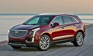 Cadillac XT5 Features