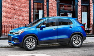 Chevrolet Trax Features