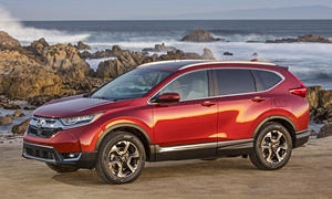 Honda CR-V vs. Ford Escape MPG