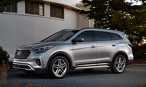 Hyundai Santa Fe vs. Chevrolet Traverse MPG