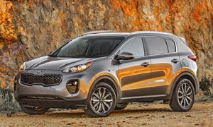 Kia Sportage Features