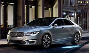 Lincoln MKZ Features