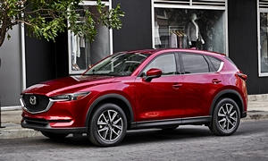 Honda CR-V vs. Mazda CX-5 MPG