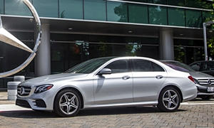 Mercedes-Benz E-Class Photos