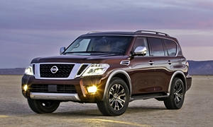 Nissan Armada Features