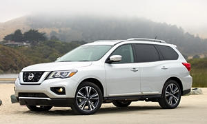 Nissan Pathfinder Features