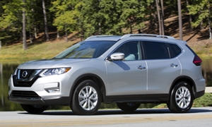 Nissan Rogue Features