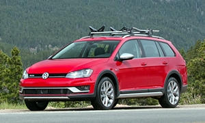 Volkswagen Golf Alltrack Features