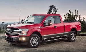 Chevrolet Silverado 1500 vs. Ford F-150 MPG
