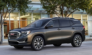 GMC Terrain Features