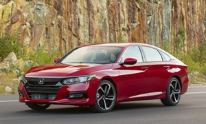 Honda Accord Specs