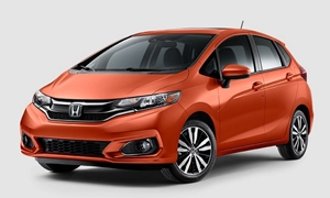 Honda Fit vs. Honda HR-V MPG