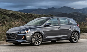 Hyundai Elantra GT Features