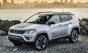 Jeep Compass MPG