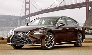 Lexus LS MPG