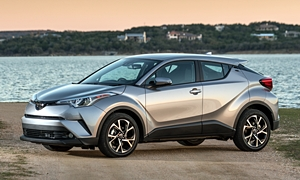 Toyota C-HR Features