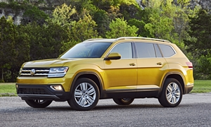 Volkswagen Atlas Features
