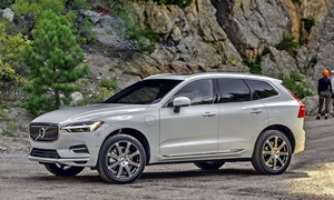 Volvo XC60 Features