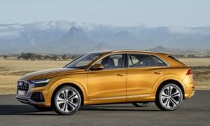 Audi Q8 Specs