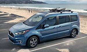 Ford Transit Connect Photos
