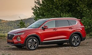 Hyundai Santa Fe Lemon Odds and Nada Odds