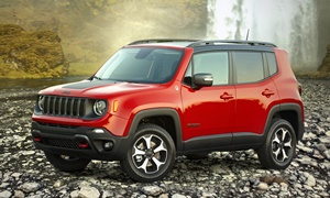 Jeep Renegade Lemon Odds and Nada Odds
