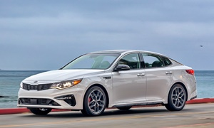 Honda Accord vs. Kia Optima MPG