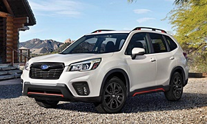 Subaru Forester vs. Toyota RAV4 MPG