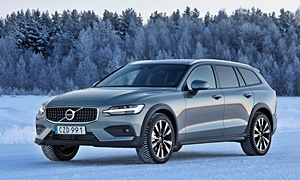 Volvo V60 Cross Country Specs